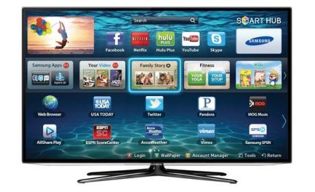 Todas las Smart TV de Samsung podrían usar Tizen OS en 2015.