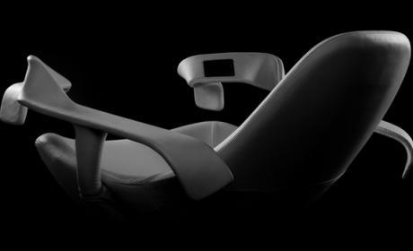 Tao Chair, la silla para hacer ejercicio que adelgaza sin levantarte del asiento.