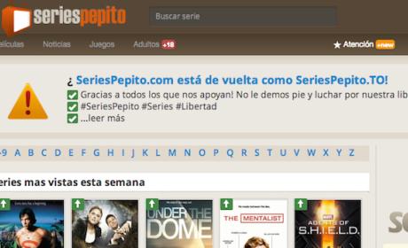 SeriesPepito vuelve