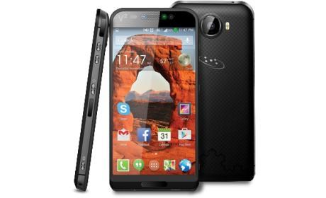 Saygus V2, el primer smartphone con 320 GB de almacenamiento.