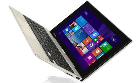 Toshiba Satellite Click Mini Tablet y portátil