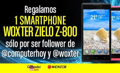 Sorteamos un Woxter Zielo Z-800