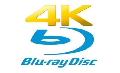 blu-ray 4k