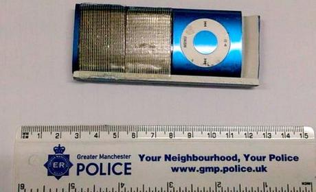 Usan un iPod Nano para robar el PIN en cajeros automáticos.
