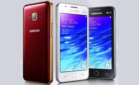 Samsung Z1, el nuevo smartphone con Tizen ya es oficial. Precio y características.