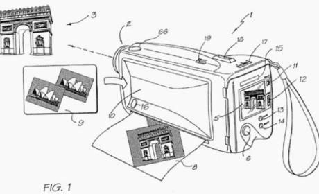 Google Polaroid patente