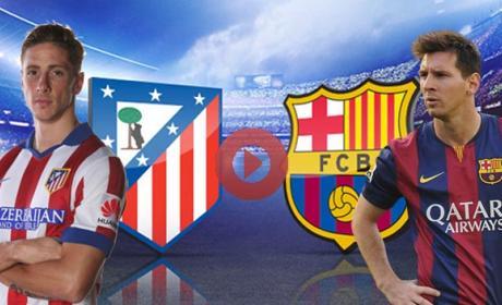 Cómo ver online el Atlético de Madrid Barcelona en directo