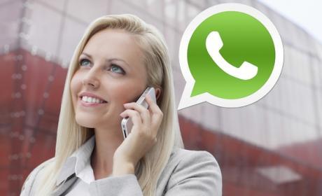 Descubren cómo activar las llamadas de voz en WhatsApp.