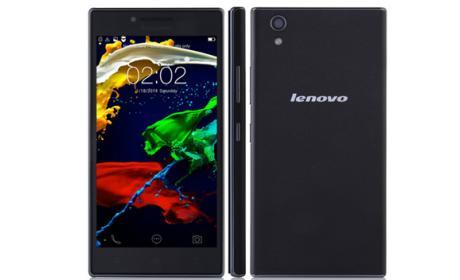 Lenovo P70: Llega a Europa el móvil con batería de 4.000 mAh