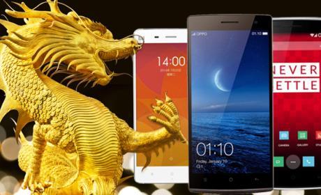 Los mejores móviles chinos de 2015