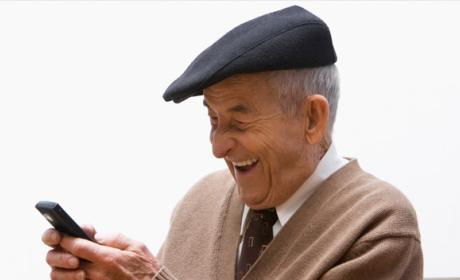 móviles para mayores