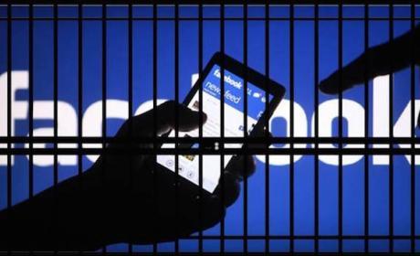 Redes sociales prohibidas en prisión