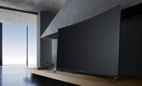 Nuevos televisores curvos Smart TV 4K de Panasonic