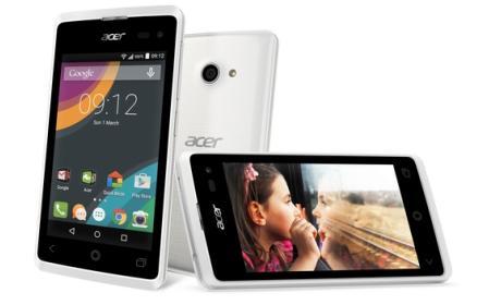 Acer estrena nuevos smartphones Liquid y Jade con Android y Windows Phone 8 en el MWC 2015.