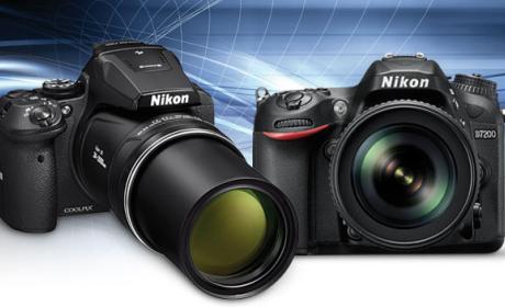 Nikon D7200 y CoolPix P900, las dos nuevas cámaras de Nikon