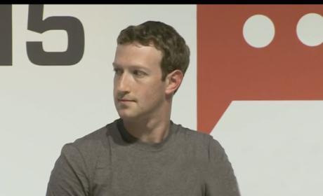 mark Zuckerberg barcelona