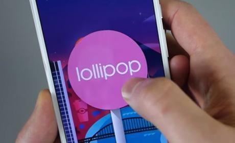 Android 5.0 Lollipop ya está presente en 3,3% de terminales