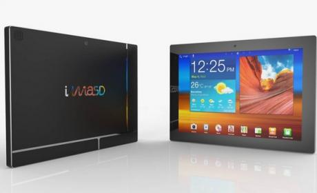 Click-ARM One, la primera tablet modular del mundo desde España.