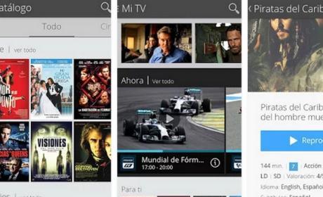 Cortana buscará series y películas para tí en Movistar TV Go de Windows Phone 8.