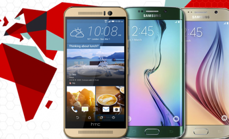 MWC 2105: Samsung Galaxy S6 o HTC One M9,