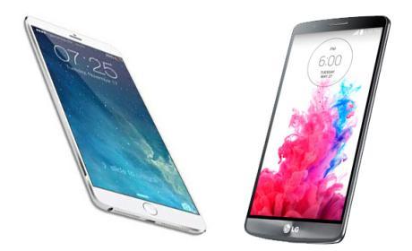 iPhone 6 y LG G3, los mejores móviles del año en MWC 2015
