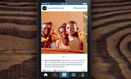 Instagram amplia su estrategia publicitaria