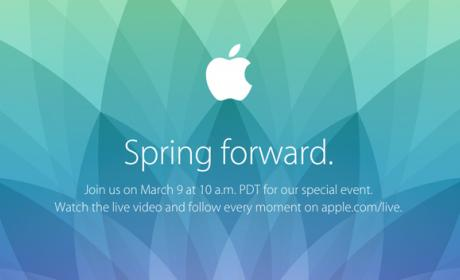 Apple Watch Keynote directo Streaming