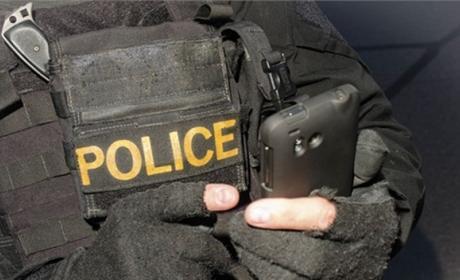 Policía pierde su Galaxy Note 2 por un disparo, recibe un Samsung Galaxy S6.