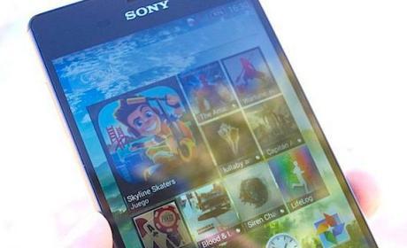 Sony Xperia Z4, filtrada foto de su estructura metálica