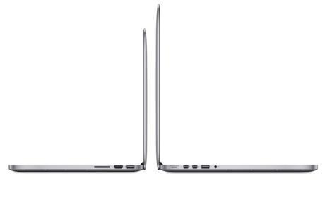 Nuevos MacBook Air y MacBook Pro Retina 13