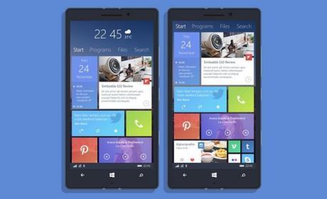 ROM de Windows Phone 10 funcionará en cualquier móvil Android.