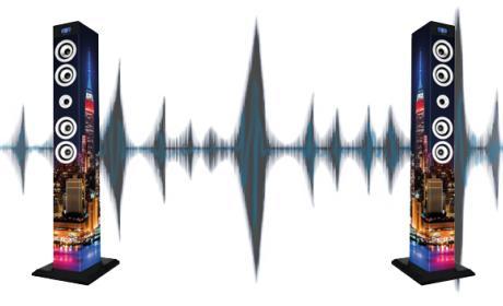 Avenzo AV6086, lo último en torres de sonido llega a tu salón