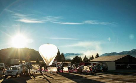 Project Loon va viento en popa