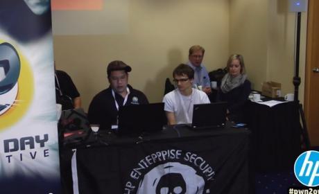 Hacker gana 210.000 euros en 48 horas hackeando navegadores en la convencion Pwn2Own 2015 de HP.