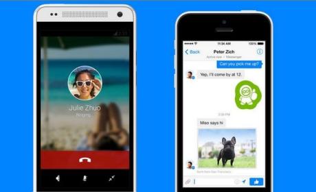Facebook ya permite hacer llamadas de voz gratuitas