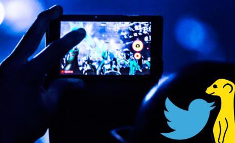 Twitter compite con Meerkat, lanza vídeo streaming con Periscope
