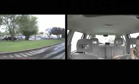 accidente vídeo adolescentes