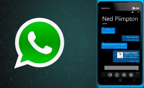 llamadas whatsapp windows phone