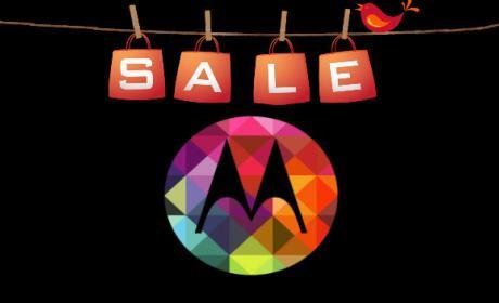 Motorola lanza rebajas por April Fools