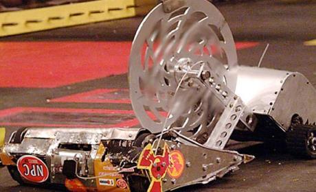 combate robots lucha