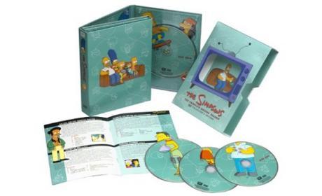 Fox cancela Los Simpson en DVD: el fin de los formatos físicos.