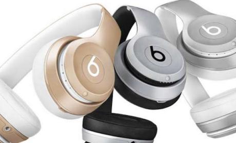 Apple lanza los Beats Solo2 Wireless a juego con el iPhone 6