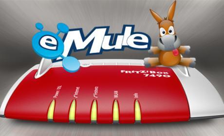Cómo abrir los puertos de eMule en tu router