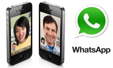 Las videollamadas de WhatsApp podrían llegar en mayo.