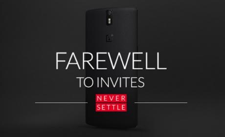 Adiós a las invitaciones