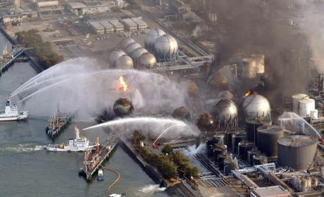 La central nuclear de Fukushima y los 48.000 PCs con Windows XP.
