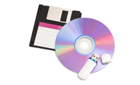 Ultimate Boot CD herramientas software