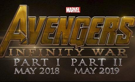 Avengers: Infinity Wars película filmada con cámaras Imax