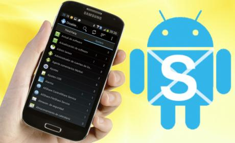Optimiza el rendimiento de tu Android con Disable Service