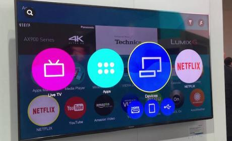Panasonic Smart TV con Firefox OS